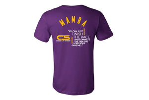 "Mamba Inspired ""Finish The Race"
