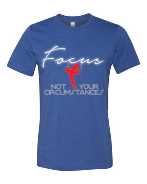 Focus on the Cross Tee