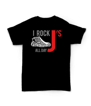 I Rock with Jesus Tee