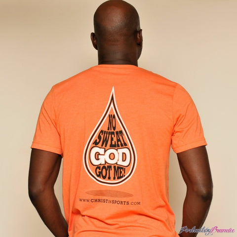 No Sweat, God Got Me Tee