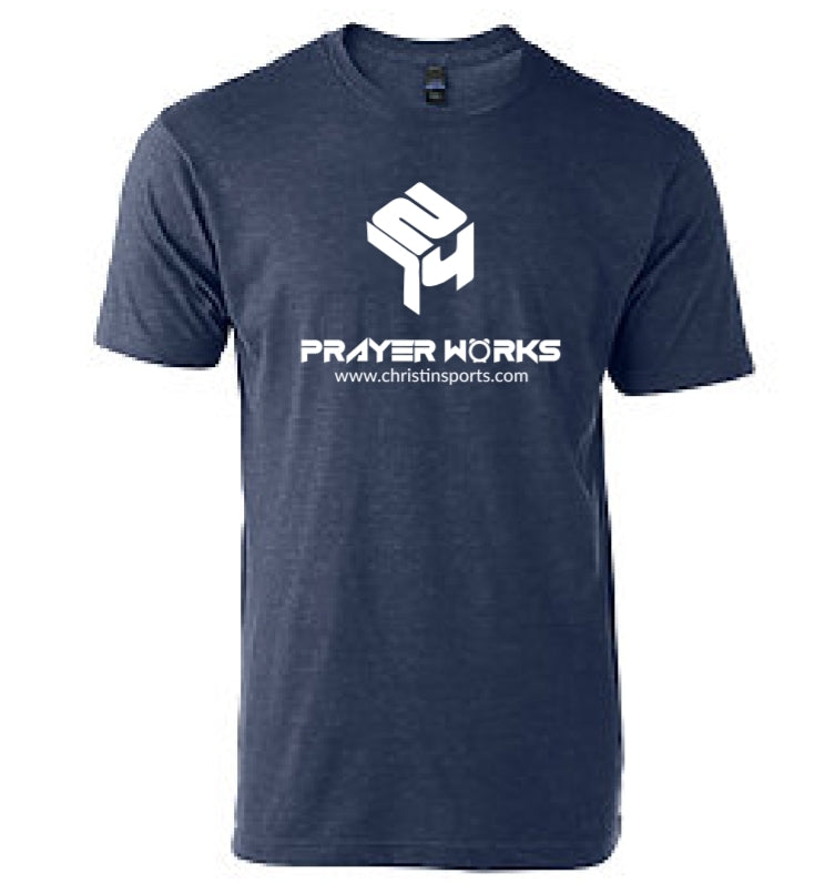 Prayer Works 24/7 Tee