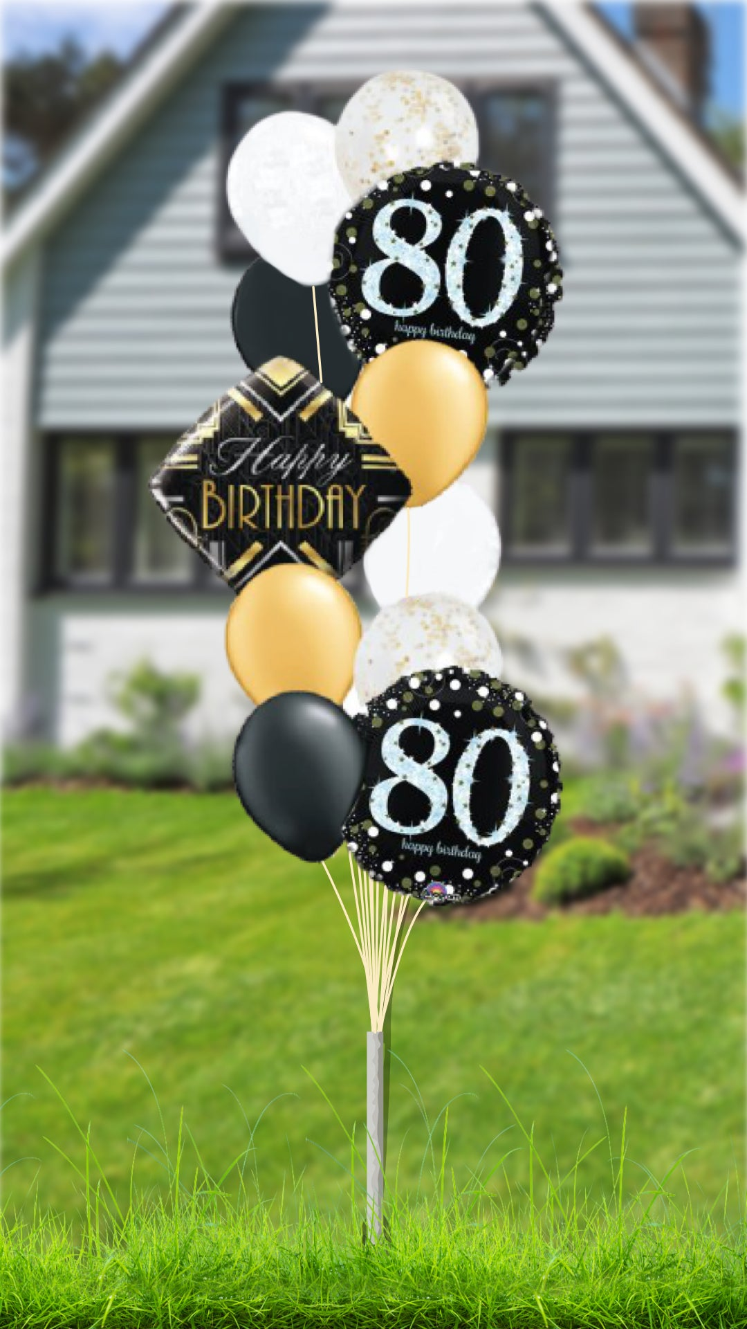 Cheers to 80 Years!