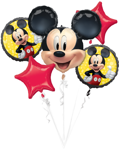 Bouquet MICKEY MOUSE FOREVER BOUQUET