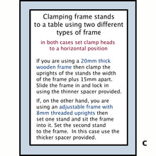 Adjustable Frame Stand