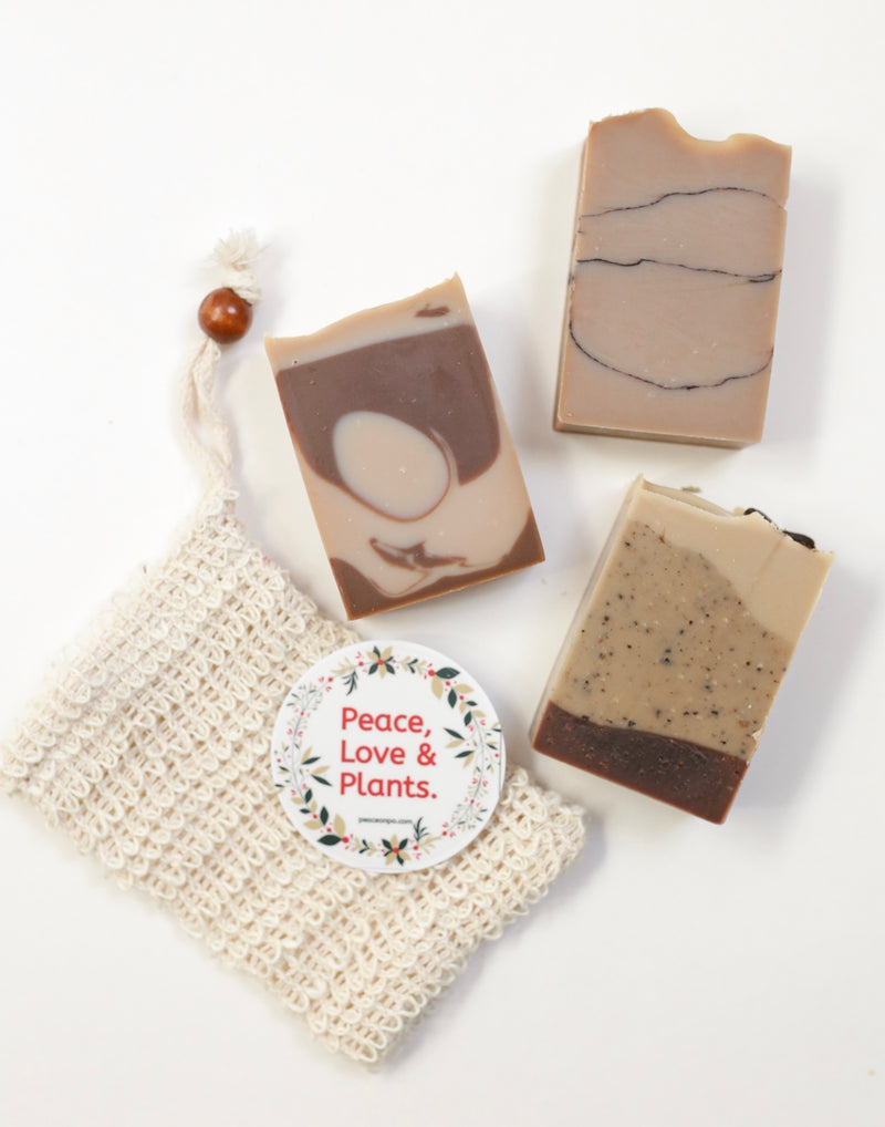 Sweet Treat Soap Trio Gift Box