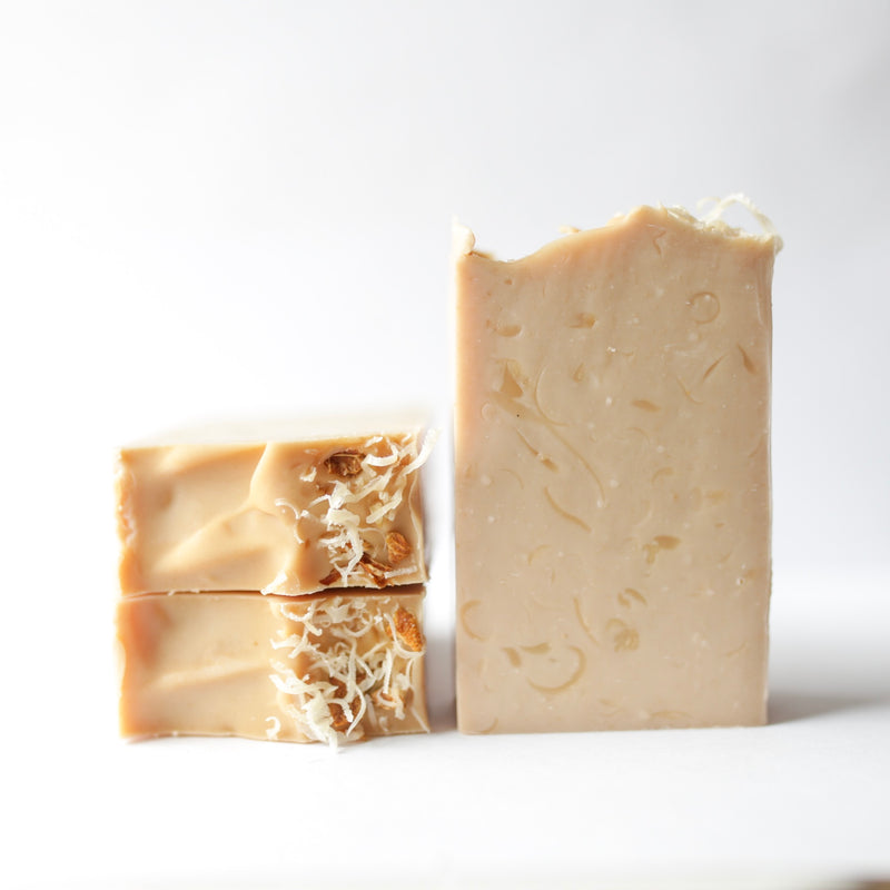 Coconut + Lemongrass Artisan Soap