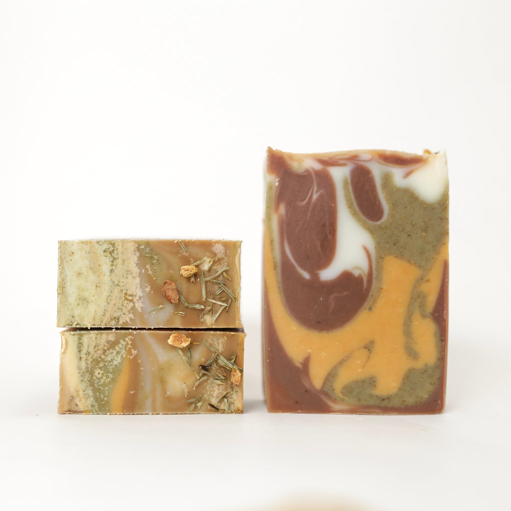 Cedar + Fir Artisan Soap