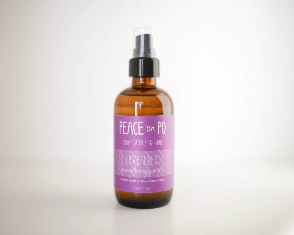 Natural, Phthalate Free, Relaxing, Lavender Room and Body Spray
