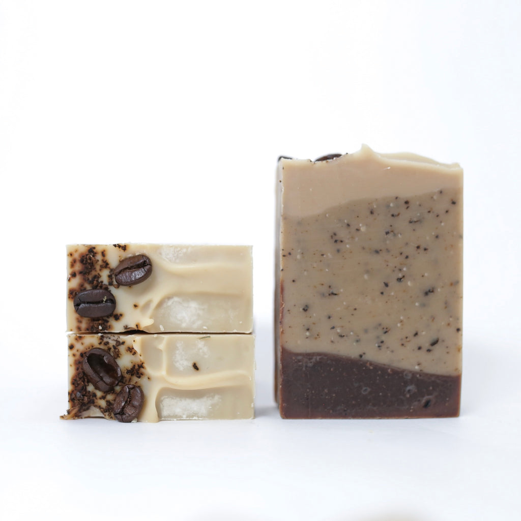 Roasted Coffee Artisan Soap