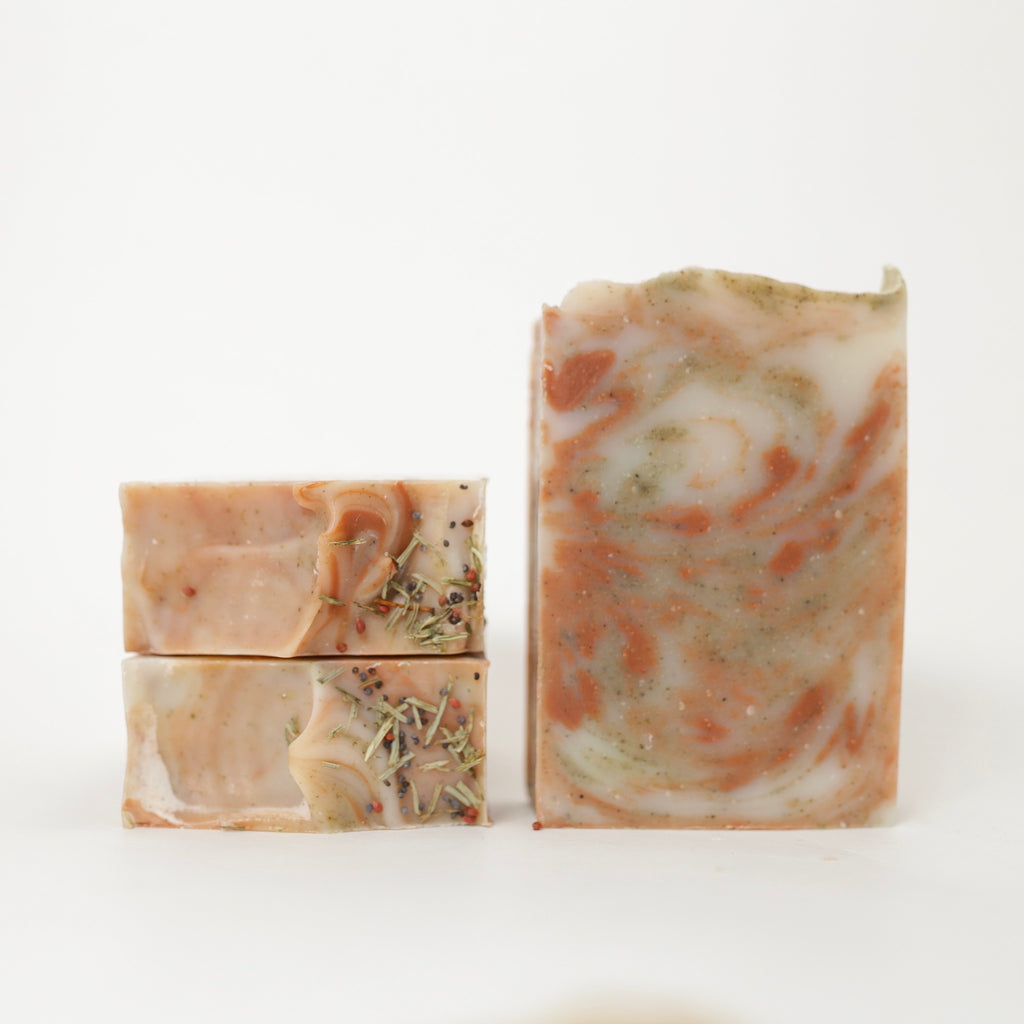 Laurel + Cranberry Artisan Soap