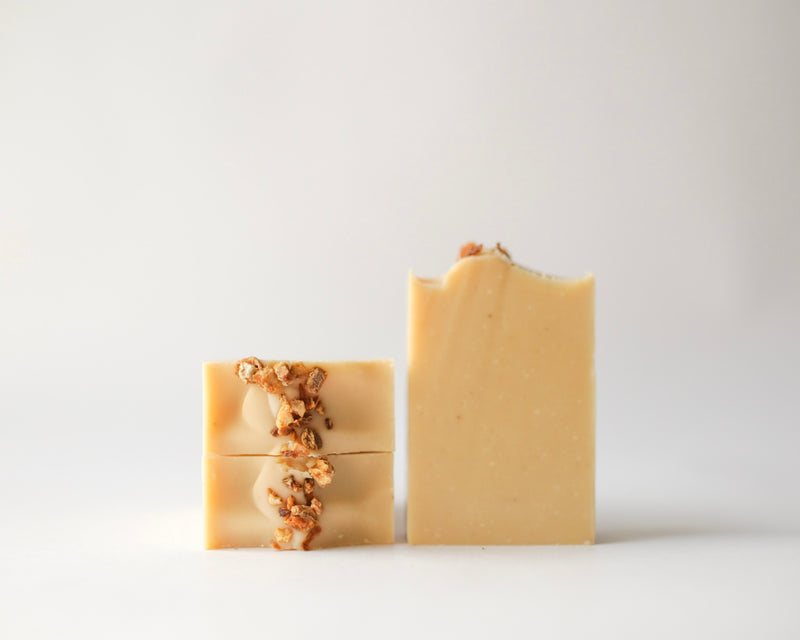 Natural, Vegan, Zero Waste, Lemon Artisan Soap
