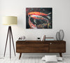 Ruby Onxy | Canvas Print