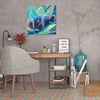 Swimming In Succulents | Canvas Print