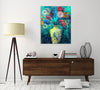 Aquarian Bloom | Canvas Print