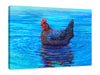 Sea Hen | Canvas Print