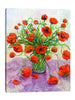 The Color Poppy | Canvas Print
