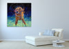 Moonlight Swim | Canvas Print
