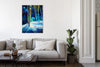 The Ion, The Stitch And The Windows | Canvas Print
