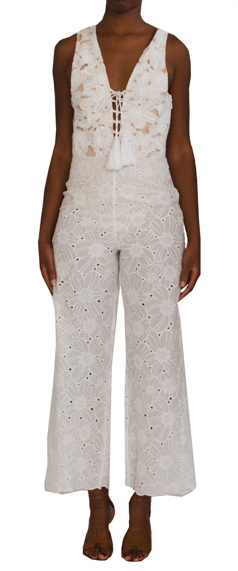 Line (Jumpsuit) - KAS New York