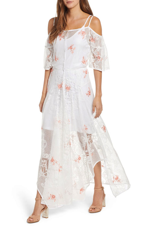 Luna Lace Maxi Dress - KAS New York