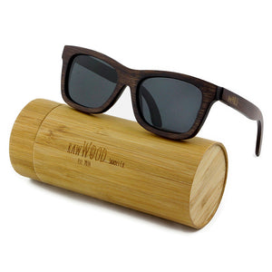 Originals - Dark Bamboo Wood Sunglasses
