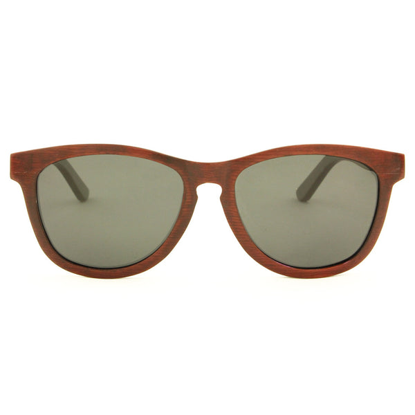 Kiwanda - Brown Maple/Smoke Wood Sunglasses