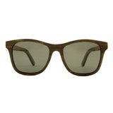 Huron - Ebony/Smoke Wood Sunglasses