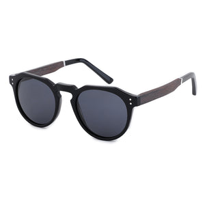 Wilson Acetate/Wood Sunglasses