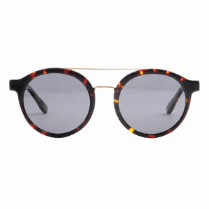 Harvard Acetate/Wood Sunglasses