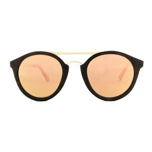 Saona - Wood+Metal Sunglasses