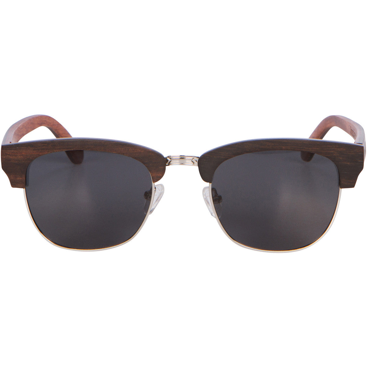 Vince Wood Sunglasses Black/Black