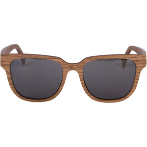 Michigan - Walnut Wood Sunglasses