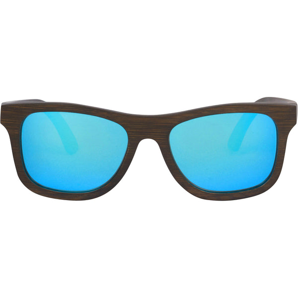 Originals - Black/Blue Wood Sunglasses