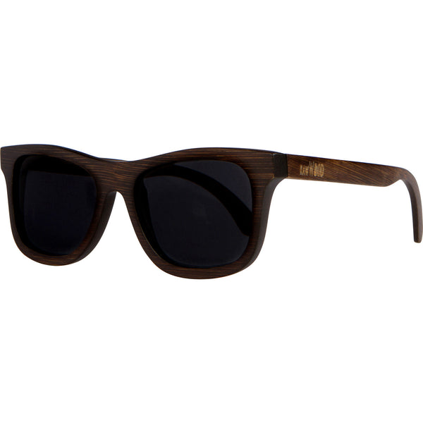 Originals - Brown/Smoke Wood Sunglasses