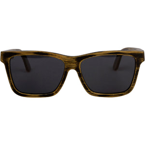 Cruisers - Bamboo Wood Sunglasses