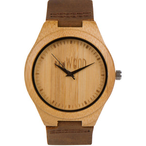Tahoe - Bamboo Wood Watch