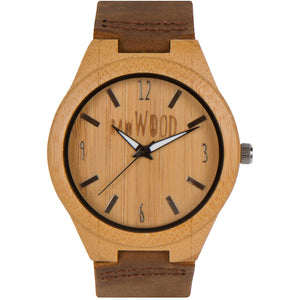 Renegade - Bamboo Wood Watch