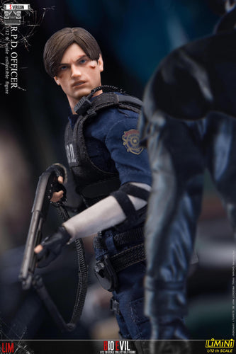 LimToys One:12 Bio Evil (Resident Evil) Leon Version A