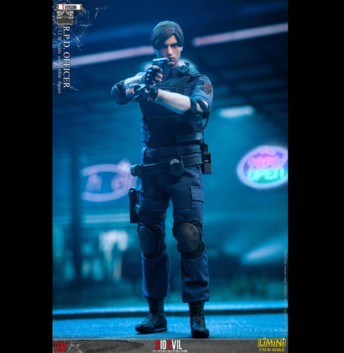 LimToys One:12 Bio Evil (Resident Evil) Leon Version S