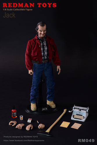 1/6 Scale Redman Toys Jack Torrence The Shining *Pre-order*
