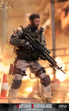 Patriot Captain Sliverblade BSAA SOU Deluxe Version *PRE-ORDER*