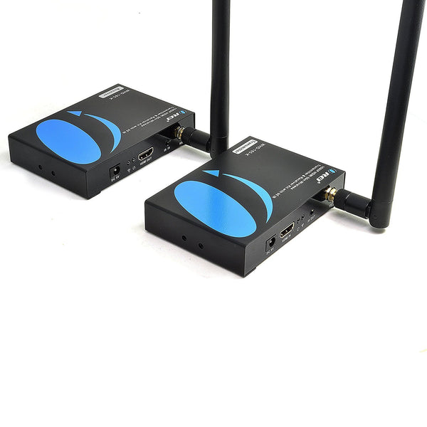 OREI WHD-165-K Wireless HDMI Extender 1080P Kit With IR Remote - Up to 165 Ft - 5 Ghz Frequency