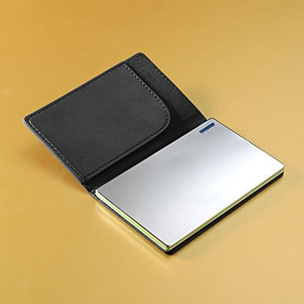 OREI Super Ultra Slim Elegant Brushed Aluminum External Battery for Cell Phones - Unicharge Technology