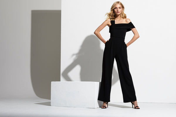Brooklyn Jumpsuit Black