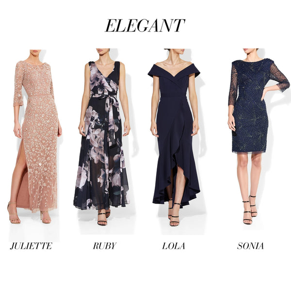 Lowkey and Floral Formal Dresses or Glam Beaded Formal Dresses at Montique