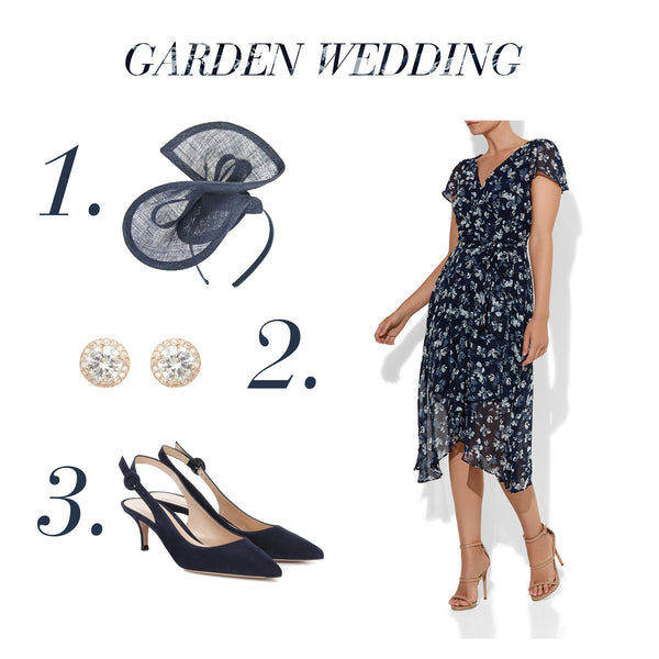 Garden Wedding Montique Sierra Dress