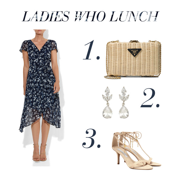 Ladies Who Lunch Montique Sierra Dress