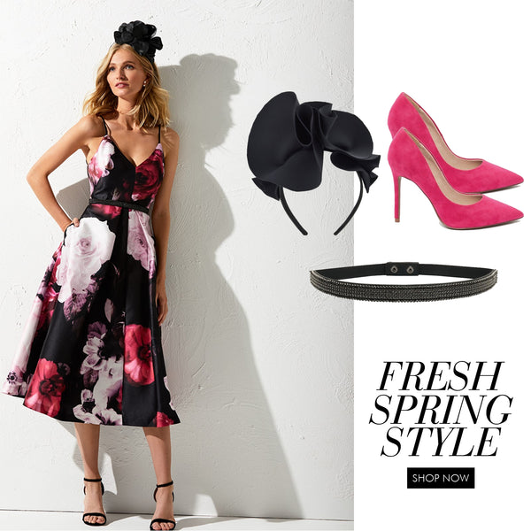 Floral Classic Spring Style