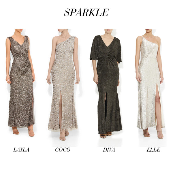 Montique Beaded Formal Dresses