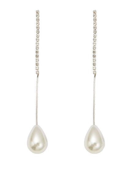 Alma Pearl Earrings